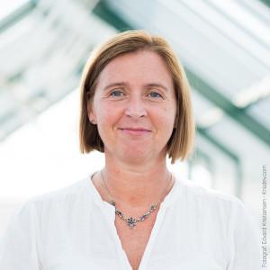 Anne Ingeborg Myhr. Photo